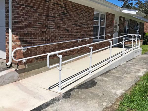 Nashua Ada Wheelchair Ramps Preston S Construction And